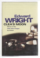 CLEA'S MOON. by Wright, Edward.