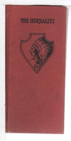 THE HERBALIST. by Meyer, Joseph E. (1878-1950)