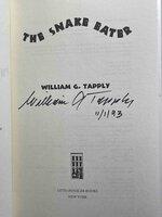 SNAKE EATER. by Tapply, William G. (1940-2009).