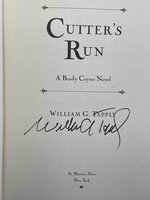 CUTTER'S RUN. by Tapply, William G.