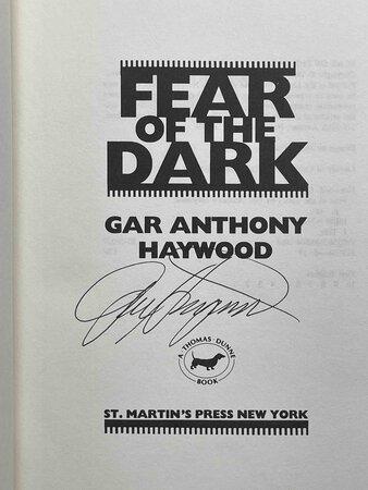 FEAR OF THE DARK by Haywood, Gar Anthony
