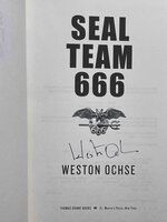 SEAL TEAM 666. by Ochse, Weston.