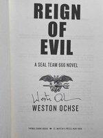 REIGN OF EVIL: SEAL TEAM 666. by Ochse, Weston.