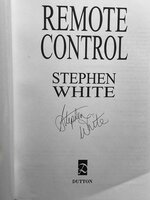 REMOTE CONTROL. by White, Stephen.