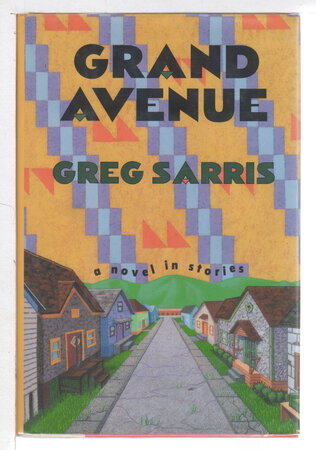 GRAND AVENUE. by Sarris, Greg.