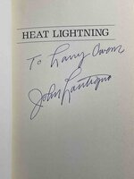 HEAT LIGHTNING. by Lantigua, John.