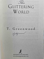 GLITTERING WORLD. by Greenwood, T