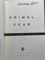 PRIMAL FEAR. by Diehl, William.