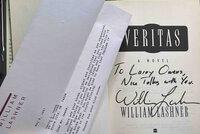 VERITAS. by Lashner, William.