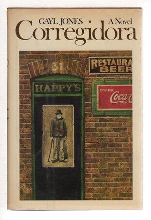 CORREGIDORA by Jones, Gayl