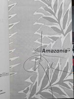 AMAZONIA. by Rollins, James.