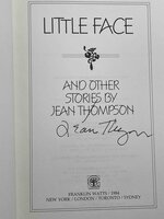 LITTLE FACE and Other Stories. by Thompson, Jean.