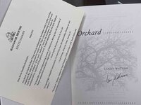 ORCHARD. by Watson, Larry.