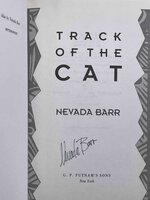 TRACK OF THE CAT. by Barr, Nevada.
