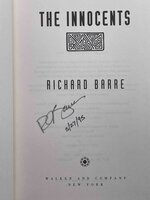 THE INNOCENTS. by Barre, Richard.