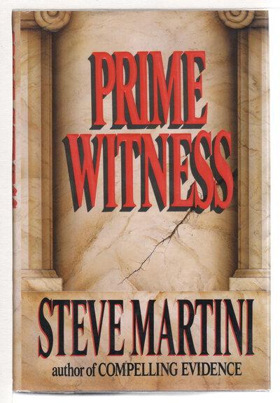 PRIME WITNESS. by Martini, Steve.