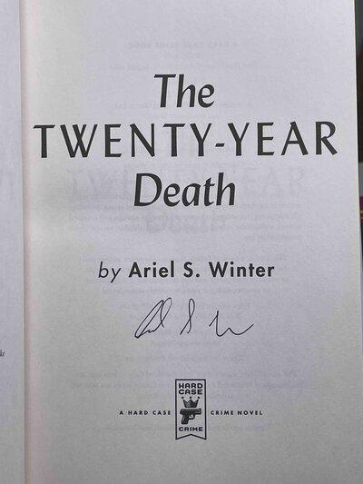 THE TWENTY-YEAR DEATH. by Winter, Ariel S.