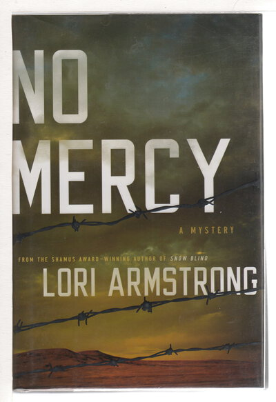 NO MERCY. by Armstrong, Lori.