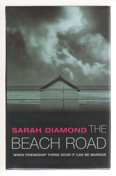 THE BEACH ROAD. by Diamond, Sarah.