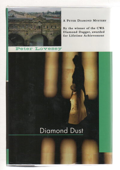 DIAMOND DUST. by Lovesey, Peter.