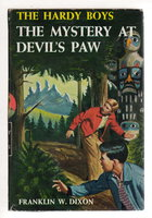 THE MYSTERY AT DEVIL'S PAW. The Hardy Boys Series 38. by Dixon, Franklin W.