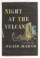 NIGHT AT THE VULCAN. by Marsh, Ngaio (1895 - 1982)
