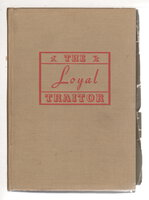 THE LOYAL TRAITOR: A Mystery Story for Girls. by Waite, Helen Elmira (1903-1967)