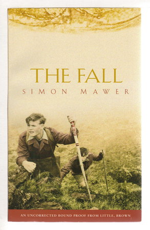 THE FALL. by Mawer, Simon.