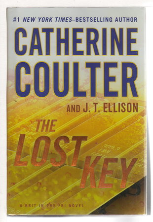 LOST KEY. by Coulter, Catherine and J. T. Ellison.