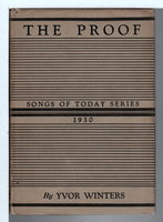 THE PROOF by Winters, Yvor