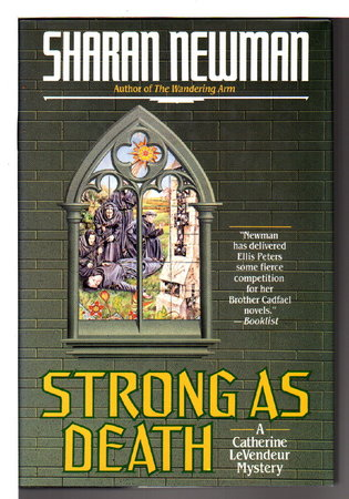 STRONG AS DEATH by Newman, Sharan