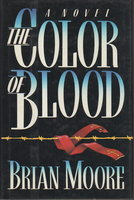THE COLOR OF BLOOD by Moore, Brian
