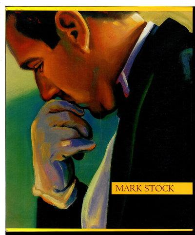 MARK STOCK PAINTINGS.  by [Stock, Mark] Conrad III, Barnaby.